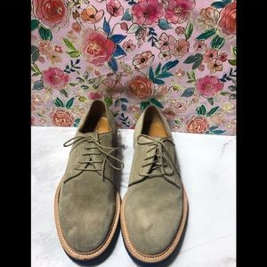 Gucci mens lace up oxfords